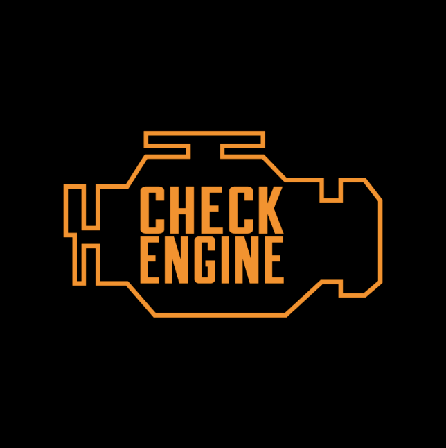 """Check engine"" light on? Get it fixed soon"